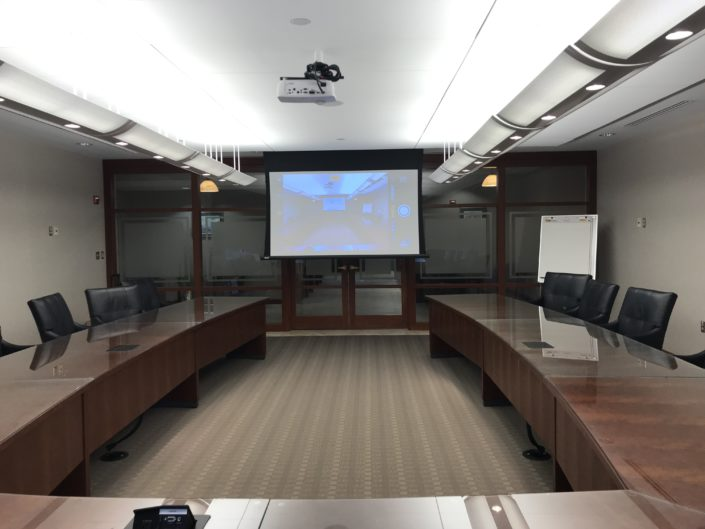 Projection Screen Projector Conference Room equipment