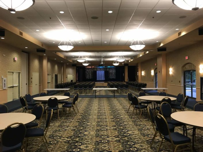 Lansdowne Multipurpose Banquet Special Events Auditorium Theater