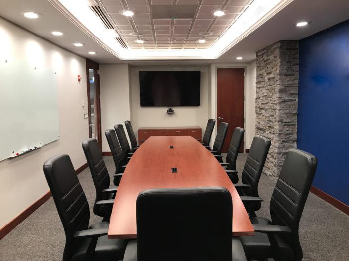 Reston, VA - Boardroom Beamforming Microphone Ceiling Tile
